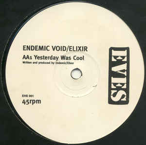 Endemic Void - Yesterday Was Cool / Chronos