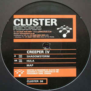 Creeper - Shadowstorm / Hula / Map