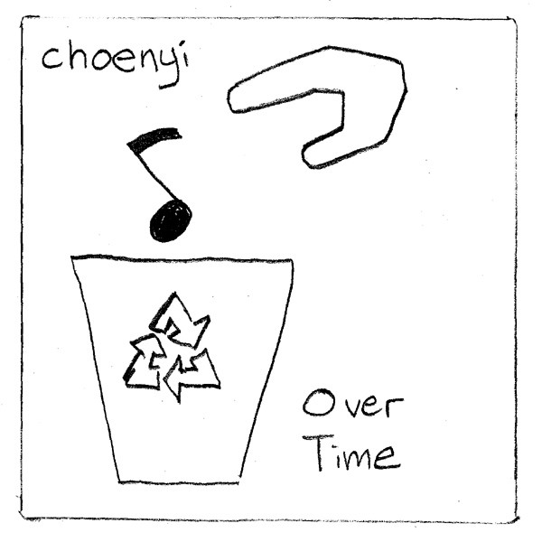 choenyi - Over Time cover of release