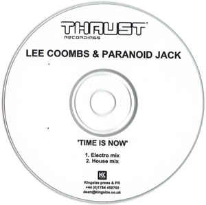 Paranoid Jack - The Time Is Now