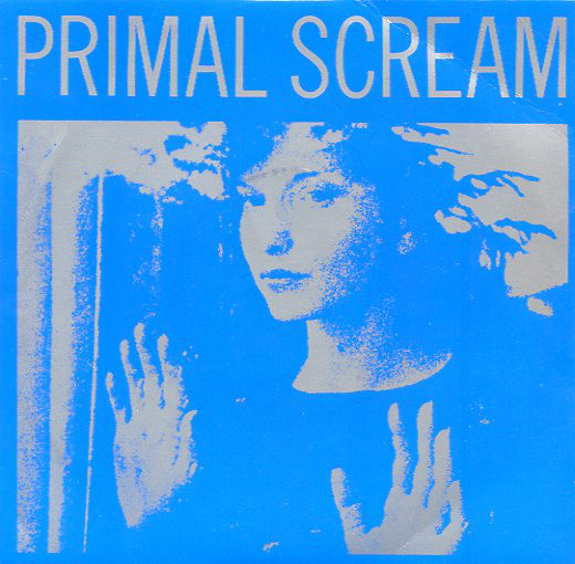 Primal Scream - Crystal Crescent cover of release