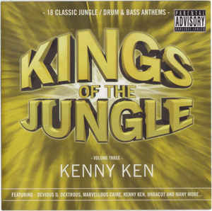 Kenny Ken - Kings Of The Jungle Volume Three