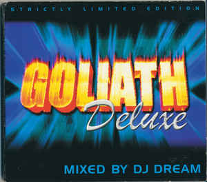 DJ Dream (3) - Goliath Deluxe