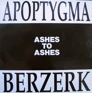 Apoptygma Berzerk - Ashes To Ashes