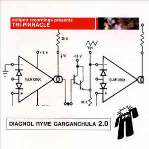 Tri-Pinnacle - Diagnol Ryme Garganchula 2.0