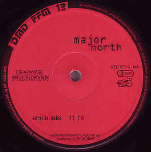 Major North - Annihilate