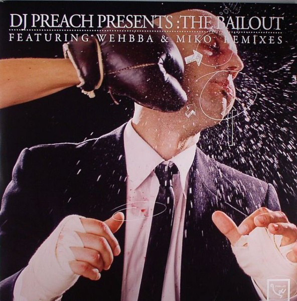 DJ Preach - The Bailout cover of release