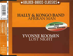 Hally & Kongo Band - Afrikan Man / Last Night