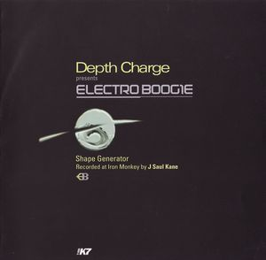Depth Charge - Electro Boogie - Shape Generator