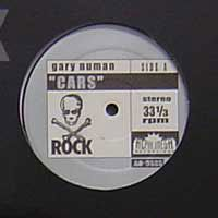 Gary Numan - Cars / Tom Sawyer