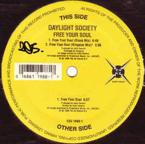 Daylight Society - Free Your Soul