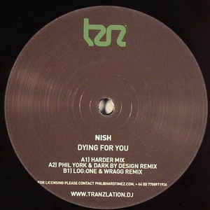 Nish - Dying For You