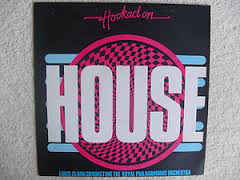 Louis Clark - Hooked On House
