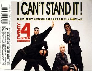 Twenty 4 Seven - I Can't Stand It! (The Remix)