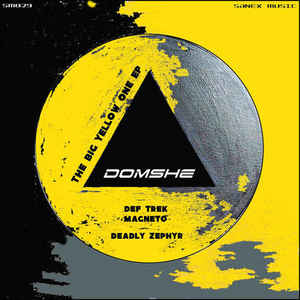 Domshe - The Big Yellow One EP