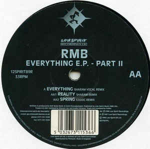 RMB - Everything E.P. - Part II