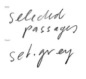 FOURM - Selected Passages / Set.grey