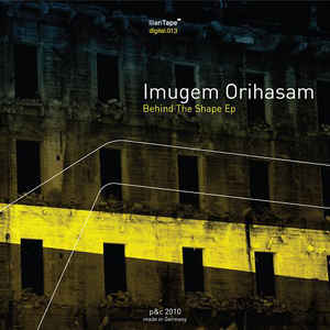 Imugem Orihasam - Behind The Shape EP