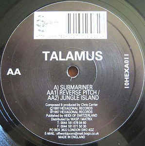 Talamus - Submariner