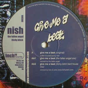 Nish - Give Me A Beat