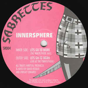 Innersphere - Lets Go To Work