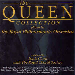Louis Clark - The Queen Collection