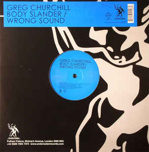 Greg Churchill - Body Slander