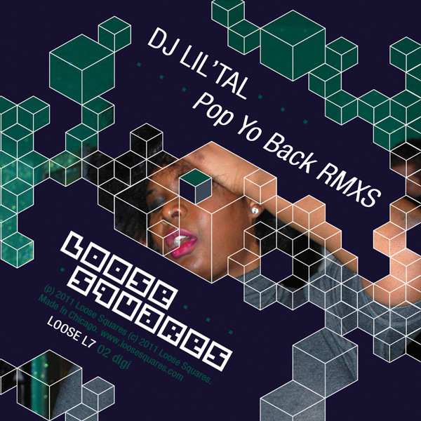 DJ Lil' Tal - Pop Yo Back Remixes cover of release