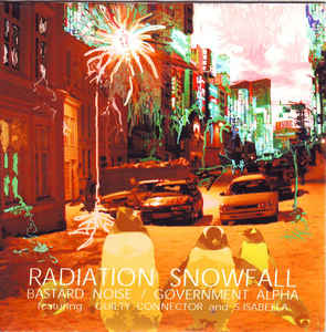 Bastard Noise - Radiation Snowfall
