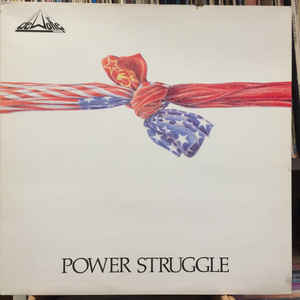 Roger Jackson - Power Struggle