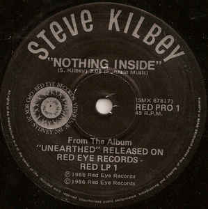 Steve Kilbey - Nothing Inside / Earthed
