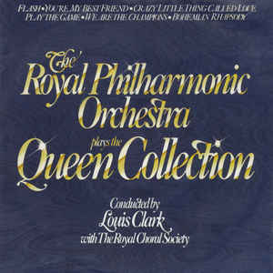 Louis Clark - Plays The Queen Collection