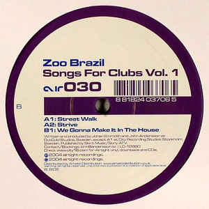 Zoo Brazil - Songs For Clubs Vol. 1
