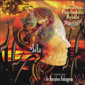 Amorphous Androgynous - A Monstrous Psychedelic Bubble Exploding In Your Mind Volume 3 - The Third Ear