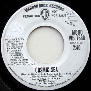 Mystic Moods Orchestra, The - Cosmic Sea