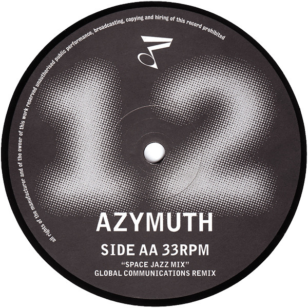 Azymuth - Jazz Carnival Part One Of Two