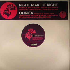 Franck Roger - Right Make It Right