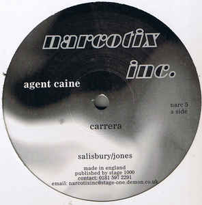 Agent Caine - Carrera / The Medicine Man