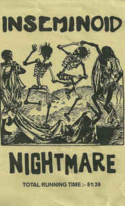 Inseminoid (2) - Nightmare