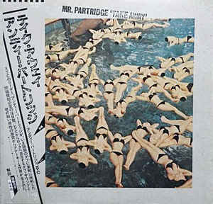 Andy Partridge - Take Away / The Lure Of Salvage