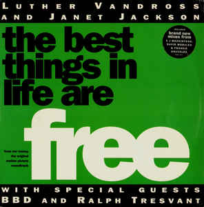 Luther Vandross - The Best Things In Life Are Free
