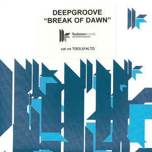 Deepgroove - Break Of Dawn
