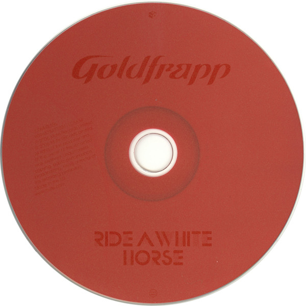 Goldfrapp - Ride A White Horse cover of release