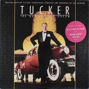 Joe Jackson - Tucker: The Man And His Dream (Original Motion Picture Soundtrack)