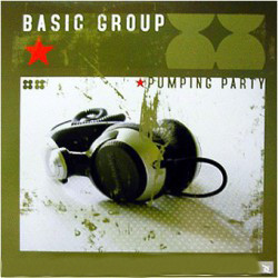 Basic Group - Pumping Party cover of release