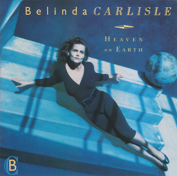 Belinda Carlisle - Heaven On Earth cover of release