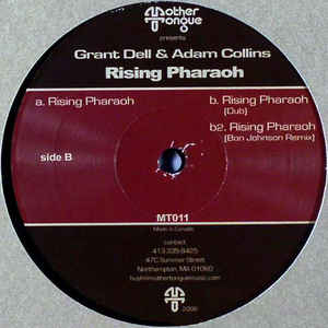 Grant Dell - Rising Pharaoh