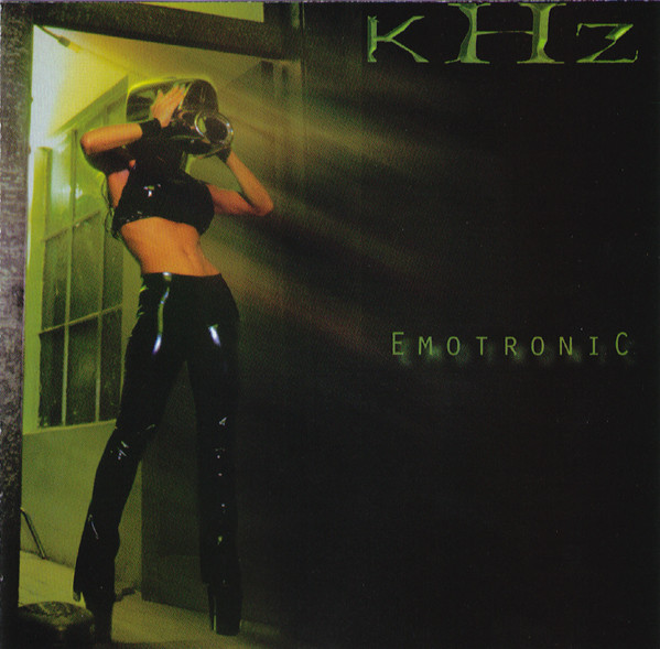 KHZ - Emotronic cover of release