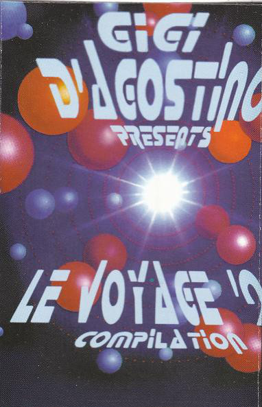 Gigi D'Agostino - Le Voyage '96 Compilation cover of release