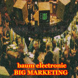 Baum Electronic - Big Marketing cover of release